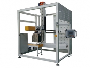 Gantry palletizer