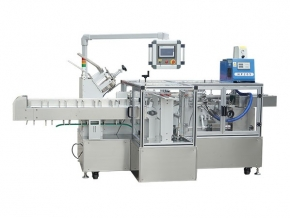 Automatic packing machine for toothpaste and mustard ointment